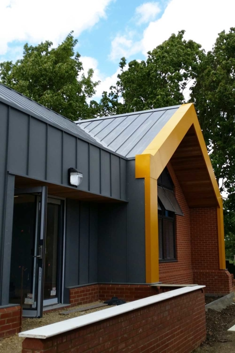 Euroclad Vieo Roofing