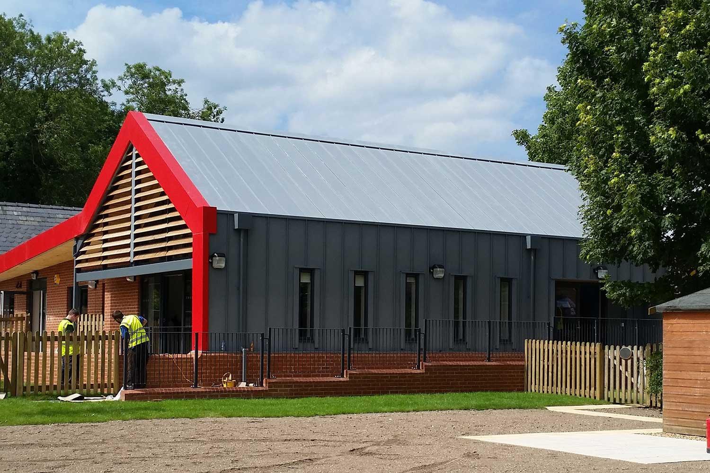 School new build